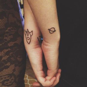 175 Tatuajes Para Parejas Originales Y Romanticos Tatuajes