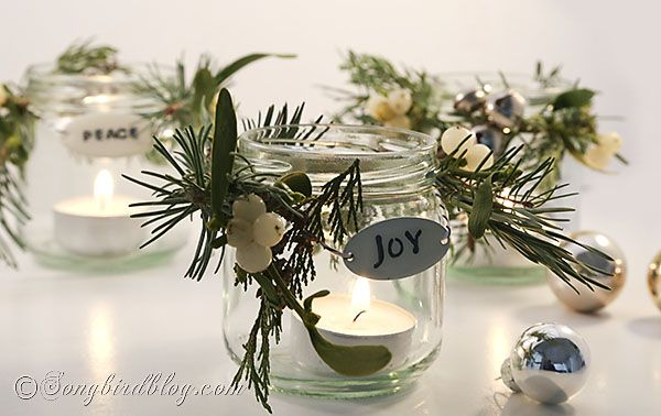 Decorated Jars For Christmas Decorated Christmas Jars  Christmas Jars Jars And Christmas