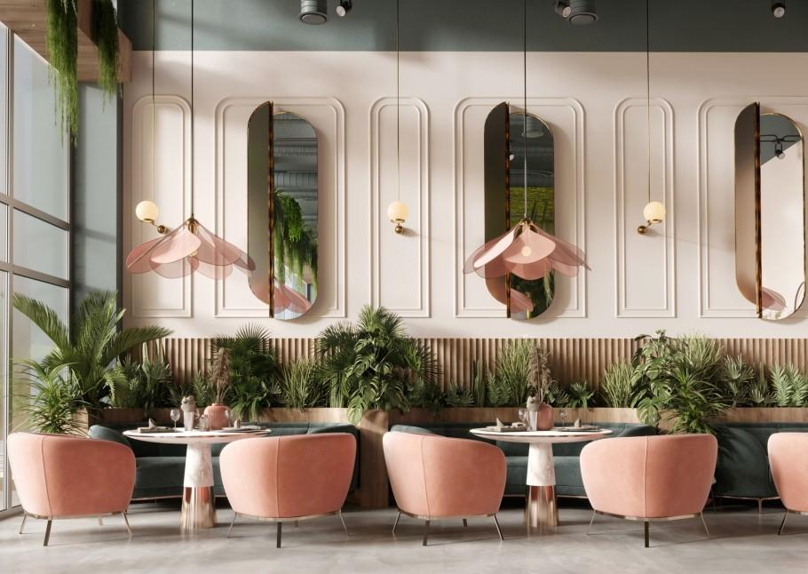 White Garden Lounge