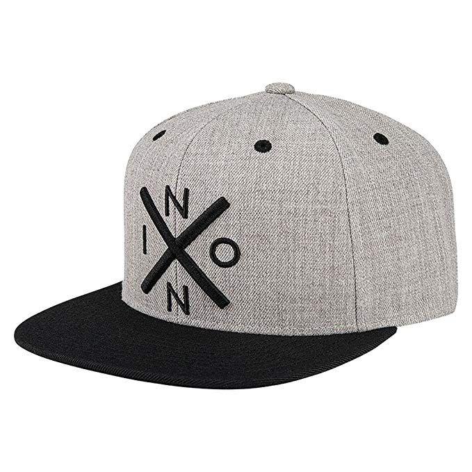 37a6353d192f9 NIXON Mens Exchange Snap Back Hat Review