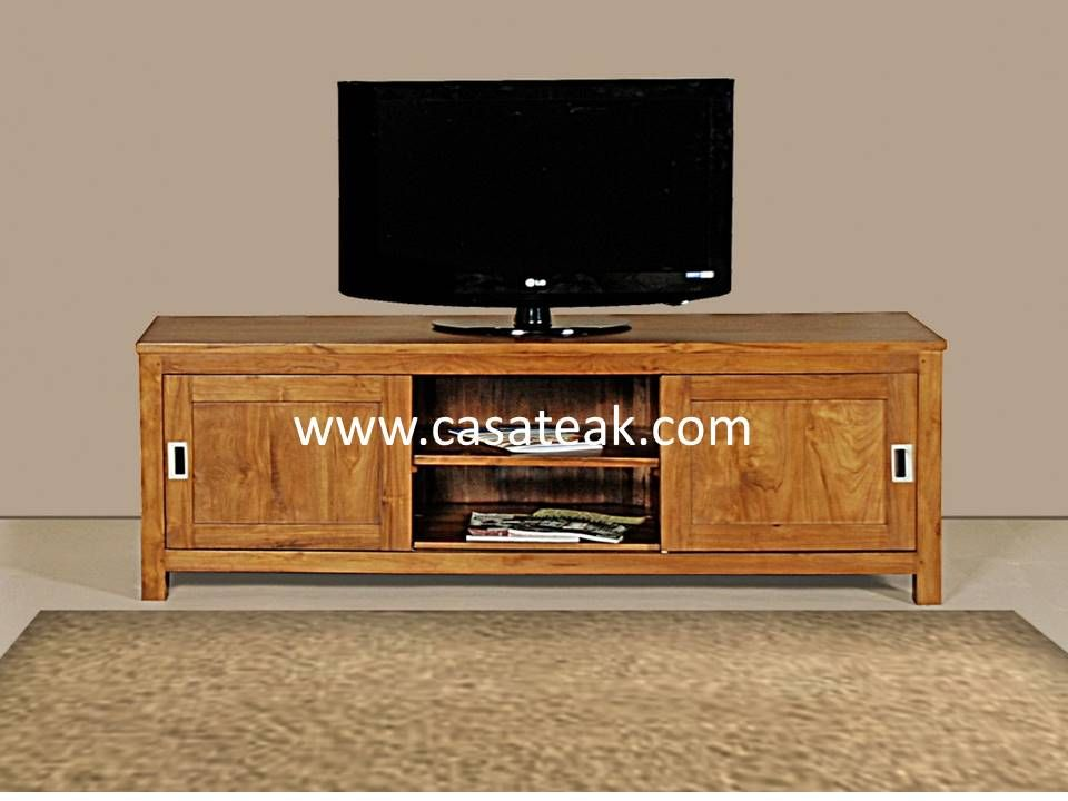 Sliding Doors Tv Stand Tv 20 11 Entertainment Units From