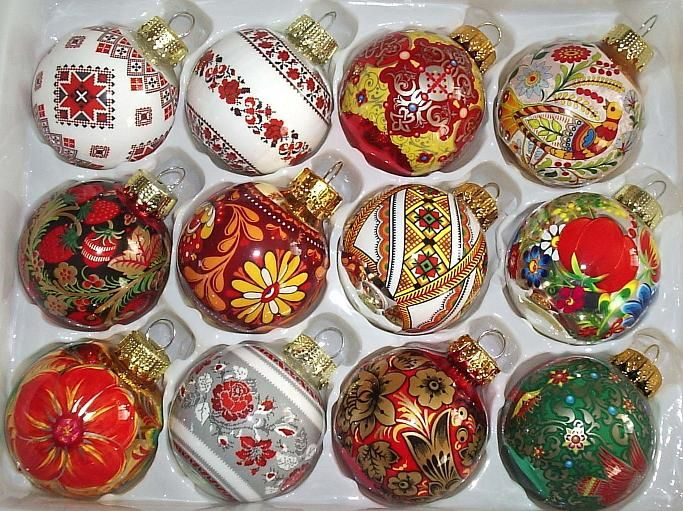 Ukrainian Christmas Ornaments | Ukrainian christmas ...