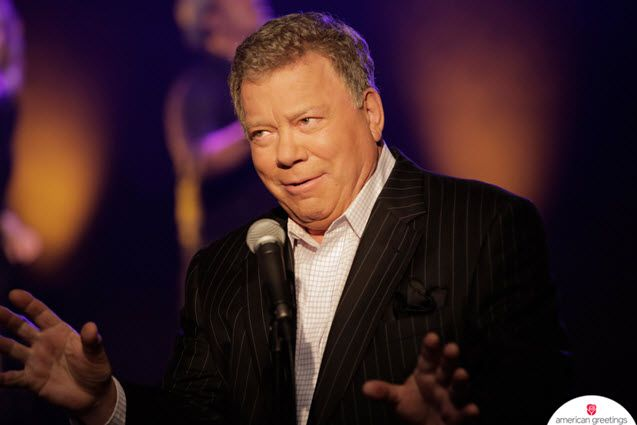 American greetings has unveield a customizable william shatner video american greetings has unveield a customizable william shatner video ecard m4hsunfo
