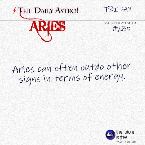 Visit (http://dailyastro.tumblr.com) for all of todays astrology facts.