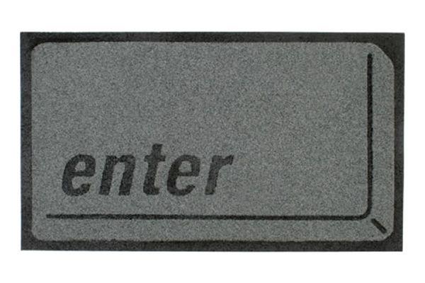 door mat.  love it.