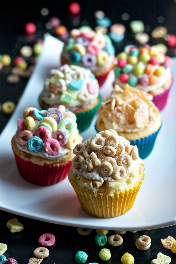 Cereal cakes recipes