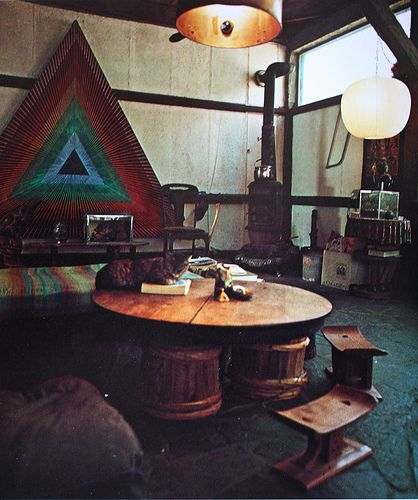 Bohemian Homes: Wooden Houses