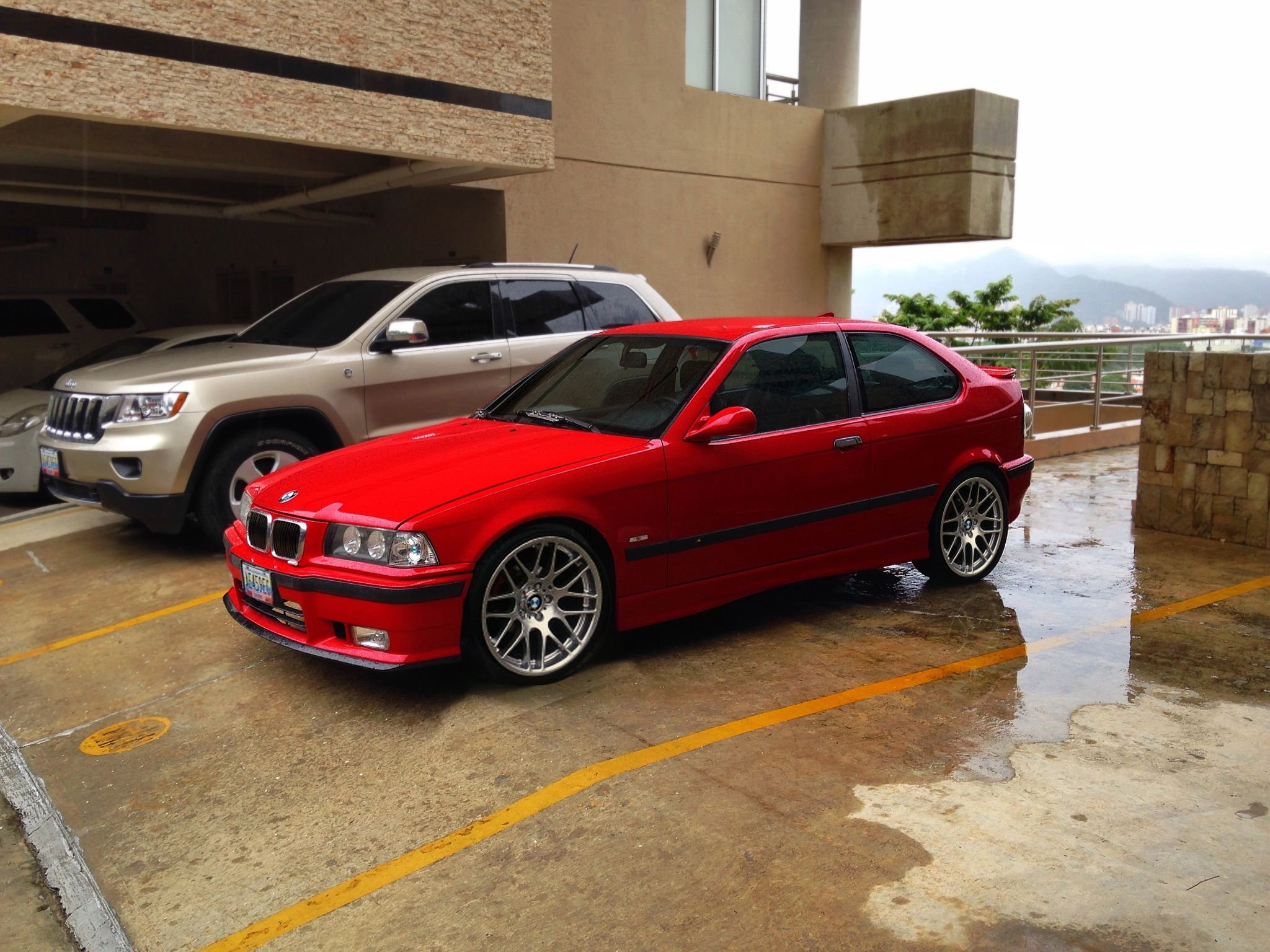 the perfect wheels for the e36 318ti compact 97  [ 2048 x 1536 Pixel ]