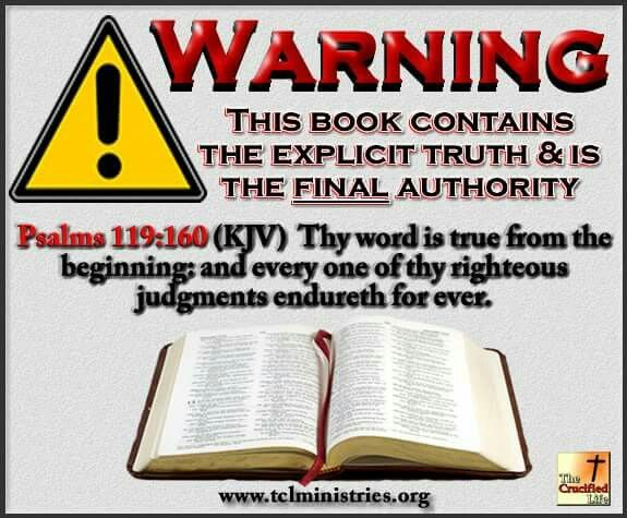 Absolute truth | Bible psalms, Healing words, Words