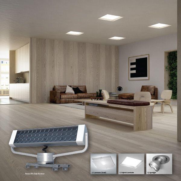 Residential Fiber Optic Skylight