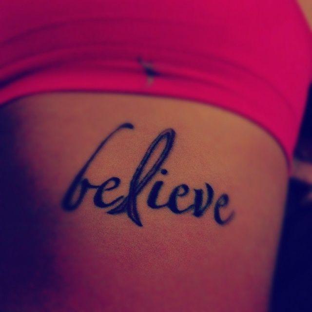 Best 25 cancer ribbon tattoos ideas on pinterest teal for Faith cancer tattoos
