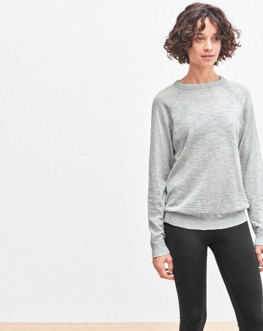filippa k light silk pullover
