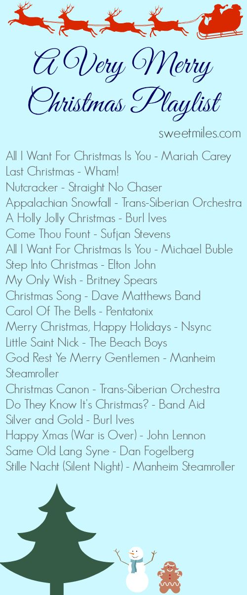 It S That Time Of Year Again Actually It Was That Time Of Year Again About 3 Weeks Ago The Time Christmas Music Playlist Christmas Playlist Christmas Tunes