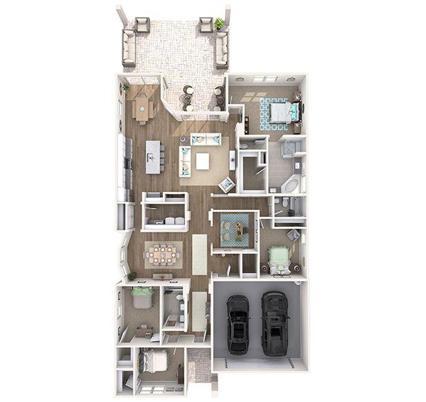 Sierra Plus Floor Plans House Plans Sierra