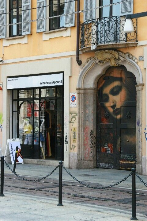 Milan Street Art Murals Street Art Urban Street Art Street Art
