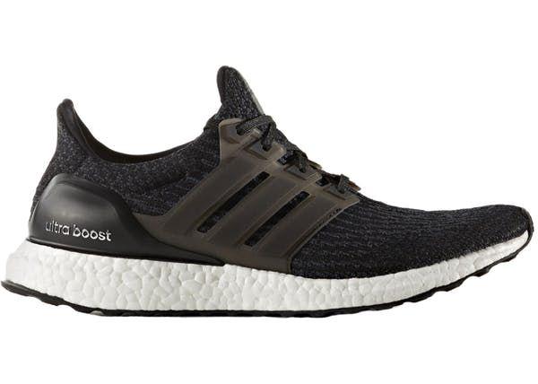 adidas Ultra Boost 3.0 Core Black in