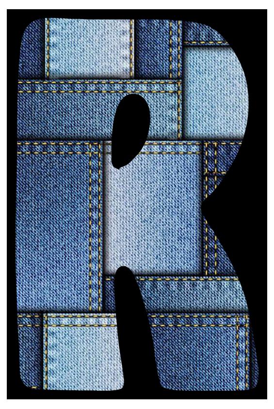 Buchstabe Letter R Lettering Alphabet Bullet Journal Font Letter R