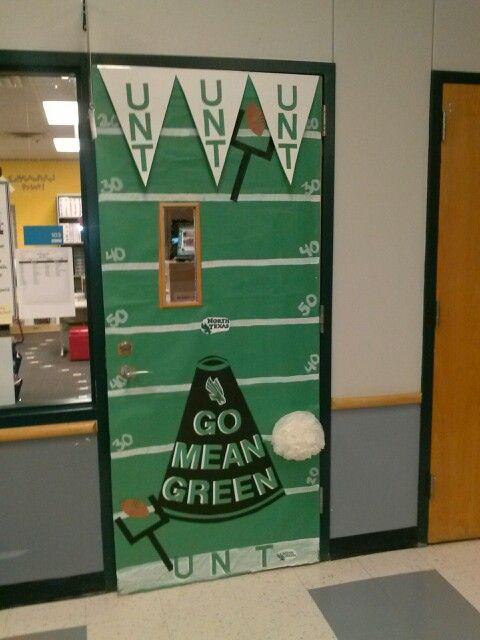 homecoming week door decorating ideas