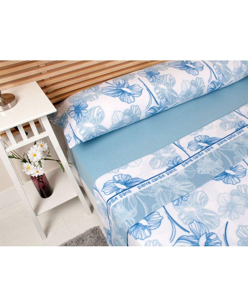 Juego de sábanas pirineo de moderno estampado en tonos