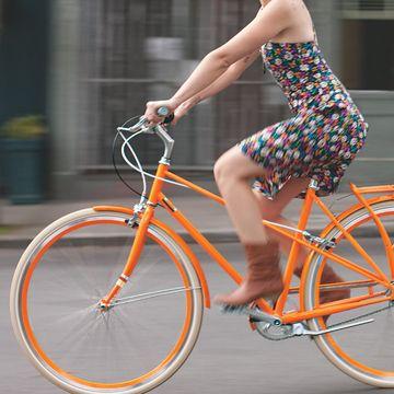Public Bikes Urban Bicycles Practical Chic Bisiklet Bikini
