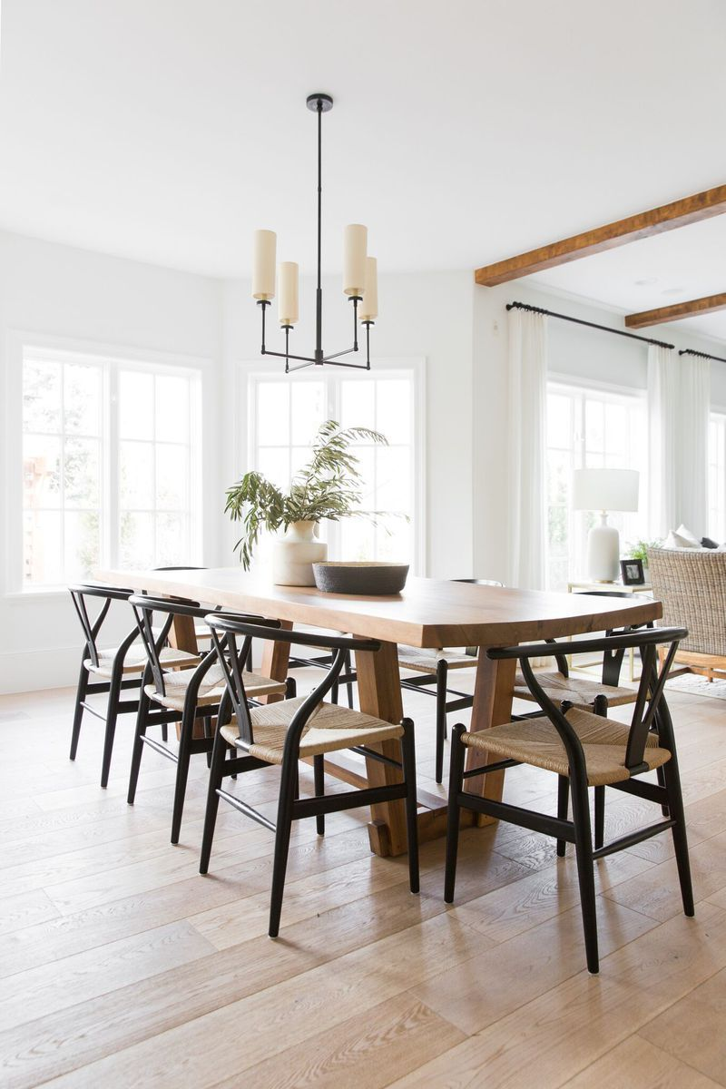 Photo of 20 Modern Farmhouse Dining Rooms That Will Transport You To The Countryside