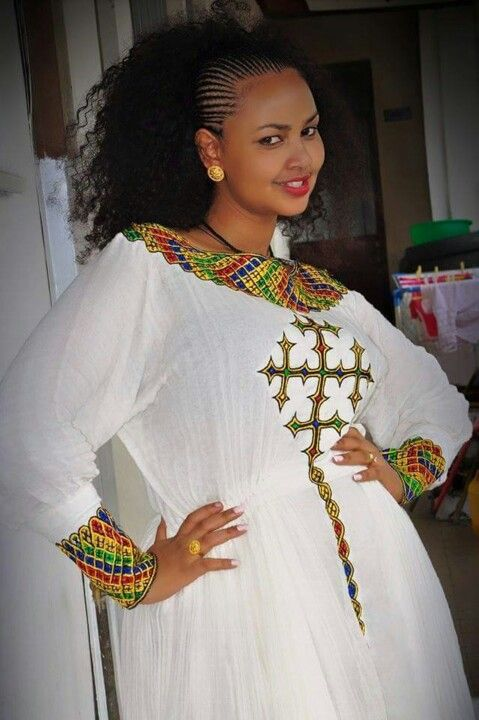 Ethiopia hairstyle recipe pinterest ethiopia for Ethiopian traditional wedding dress designer