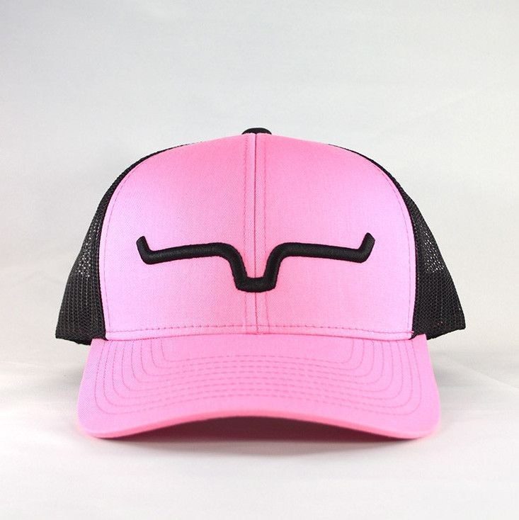 f96f5f29 Kimes Ranch Pink and Black Logo Cap | PINTEREST CLOSET | Gorras ...