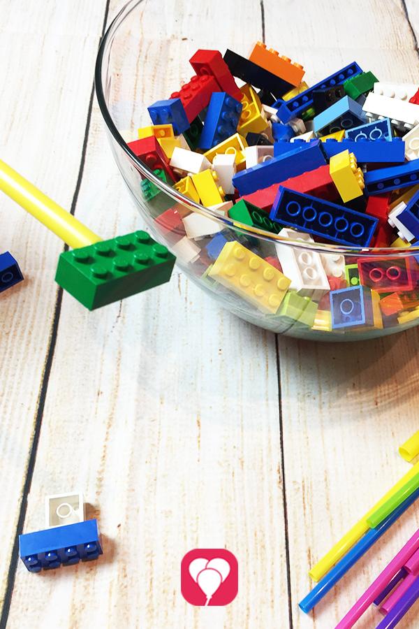 Für die Lego-Party ist das ein super Spiel! Wie transportiert man ...