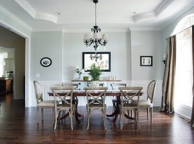 Less Than Perfect Life Of Bliss  Dining  Pinterest  Sherwin Best Dining Room Colors Sherwin Williams Inspiration Design