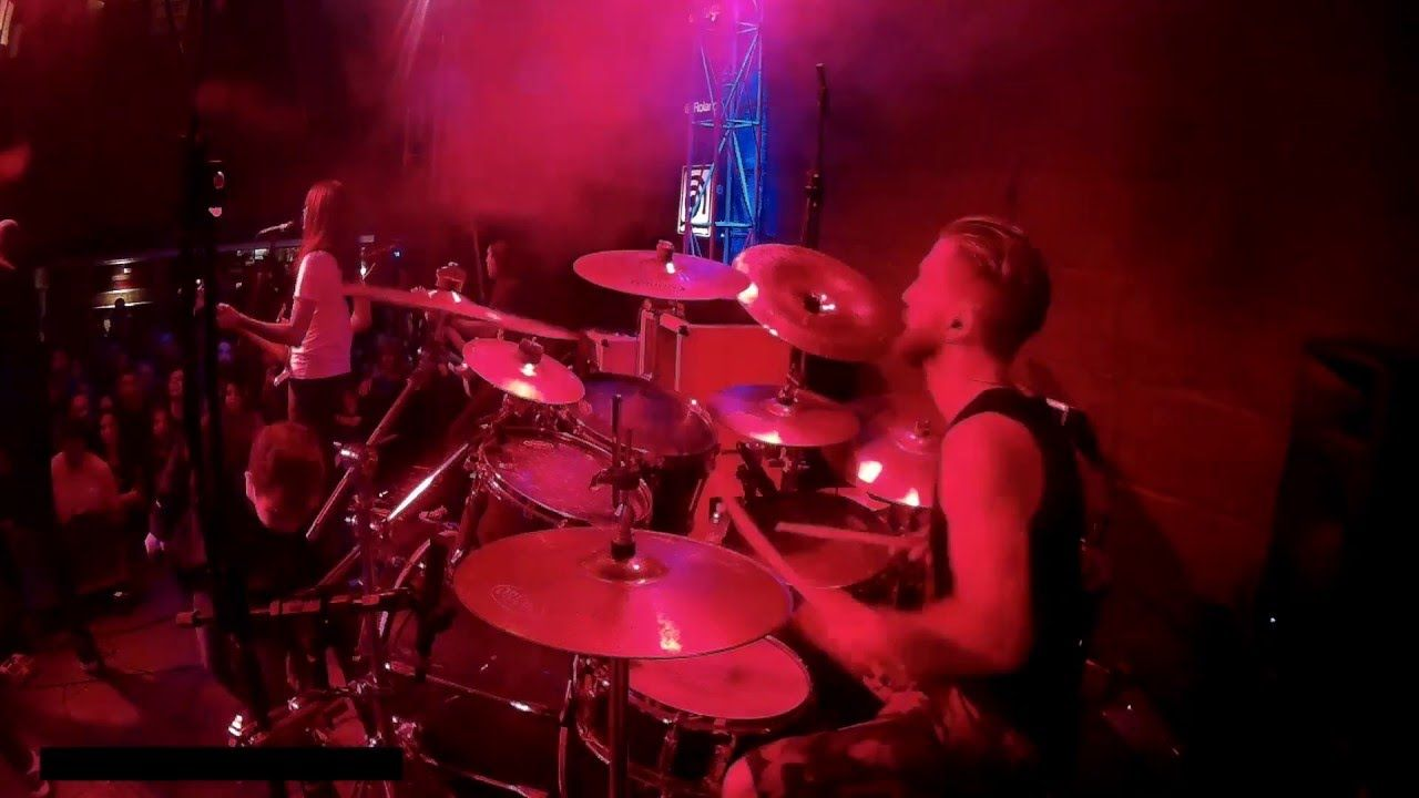 JON LEVISCHI [Drum Cam] 2016.04.23 - Avantasia Tribute (Manifesto Rock Bar)   #JonLevischi #drumcam #live #gig