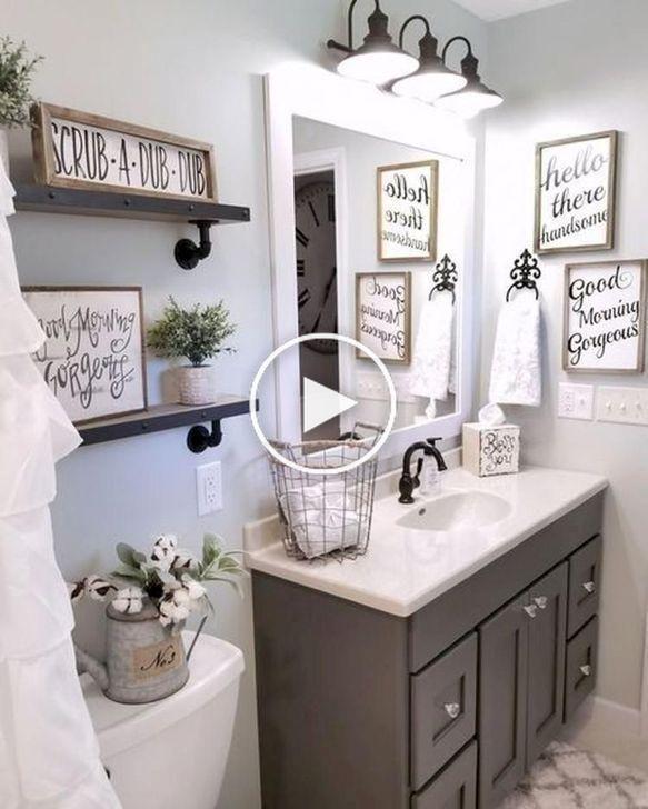 46 Inspiring Badezimmer Dekoration Ideen Mit Landhaus Stil Seite