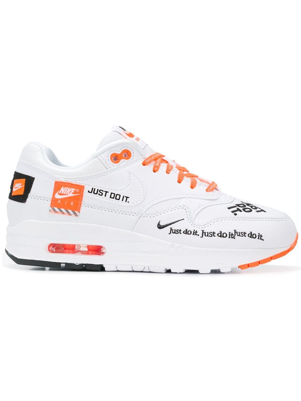Nike Air Max 1 Lux Just Do It Pack Sneakers White Nike Air Max