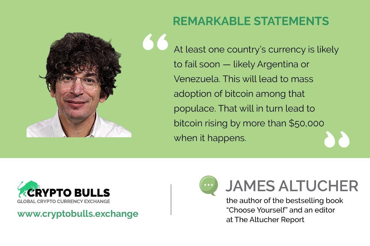 james altucher on cryptocurrency