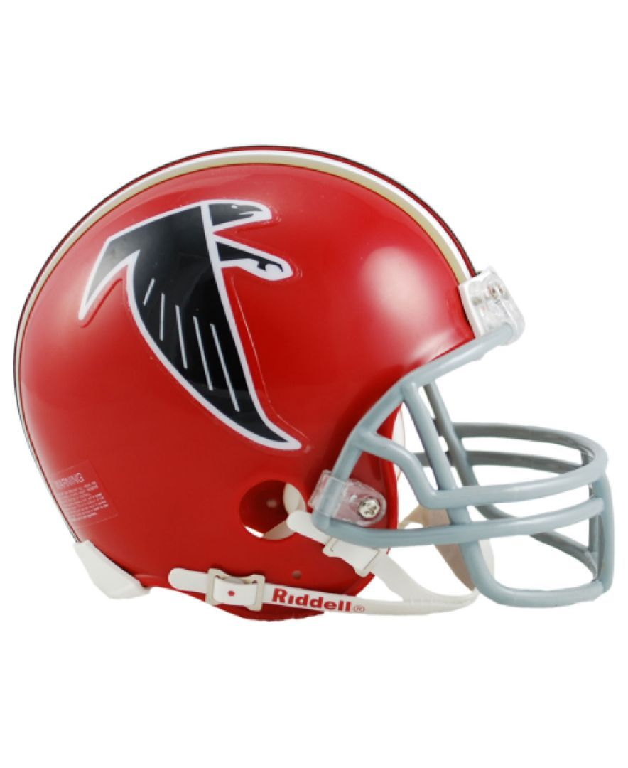Riddell Atlanta Falcons Nfl Mini Helmet Atlanta Falcons Helmet Mini Football Helmet Falcons Helmet
