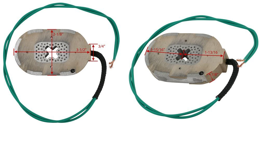 Replacement Trailer Brake Magnet Kit For Dexter And Hayes Al Ko 10 Trailer Brakes Dexter Axle Acc Axle Dexter Trailer