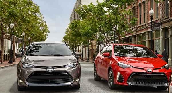 2018 / 2019 Toyota Corolla