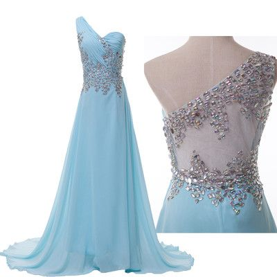 21c102a4bfe The perfect Elsa dress Mint Beaded Party Prom Evening Formal Bridesmaid  dress Ball gown UK Size 6-20