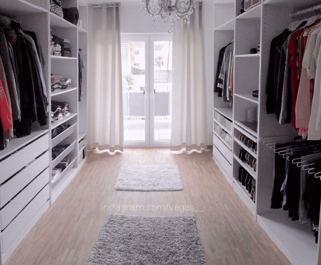 Begehbarer Kleiderschrank Walkincloset Kleiderschrank Wardrobe