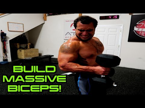 Advanced Biceps Workout - ProsBodyBuilding.com #bicepsworkout Advanced Biceps Workout - ProsBodyBuilding.com #bicepsworkout