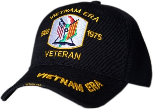 f8109d21726 Vietnam era veteran flag shield sandwich bill mens cap. Veterans Flag