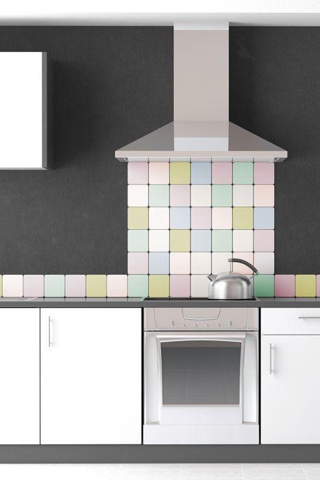 Wand in Pastellfarben - Ideen zum Mischen, Malen ...