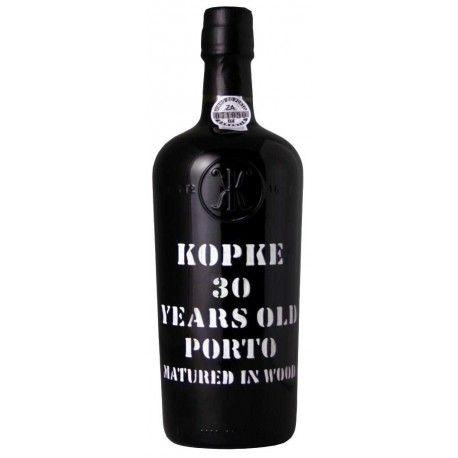 Port wine aged in oak casks for 30 years from Kopke! #douro #portwine #vinhodoporto #kopke #30yearsold #tawny #kopketawny #portuguesewine #portugueseportwine #prestigewinesportugal