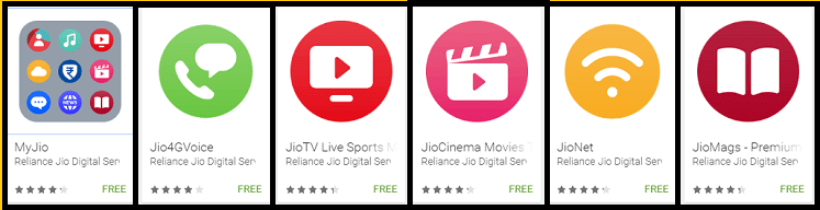 MyJio App Download: 3 2 05 Old Version apk, and use unlimited jio 4g