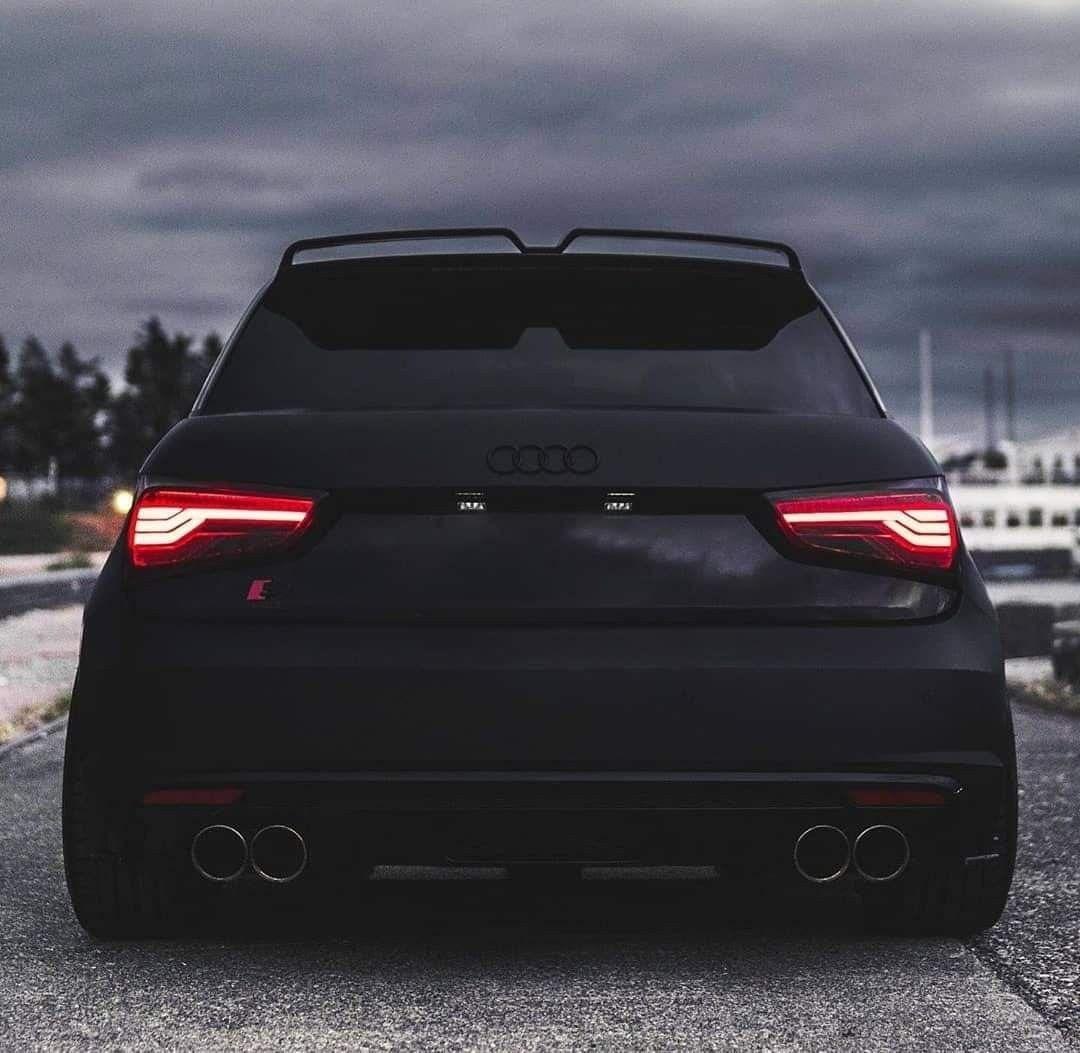 Idea By Ben M William On Cars Audi Black Audi Fast Cars