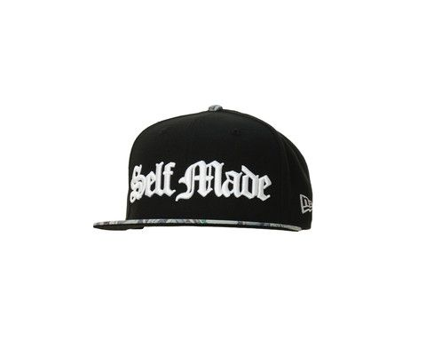 65d19beb1e2 Famous Stars And Straps Men s Self Made Ambition NE Snapback Hat ...