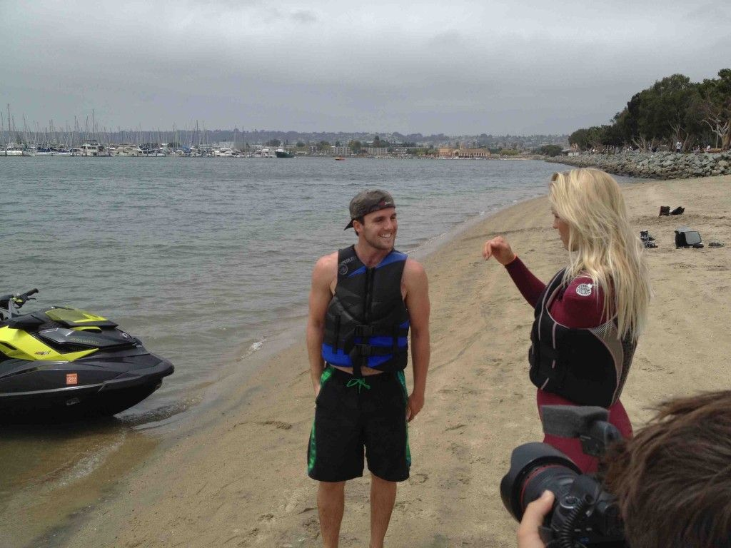 Pro Flyboarder Profile ANDREW HICKEY (USA) Flyboard