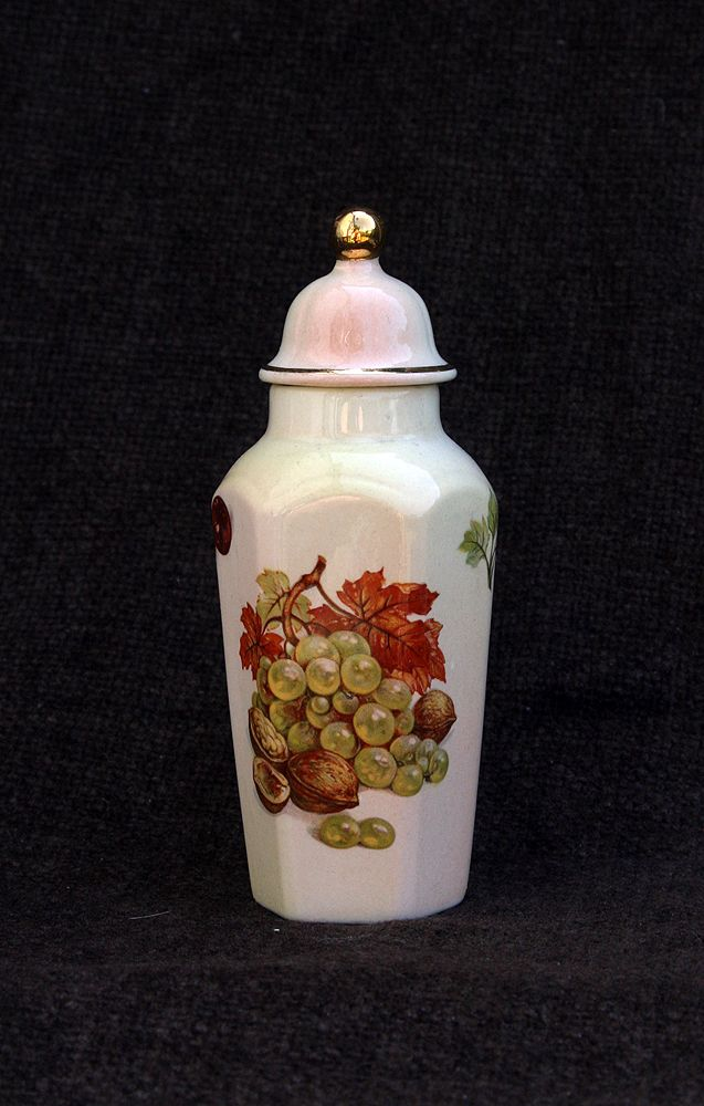 Royal Worcester Palissy Royale Collection Fruit Miniature