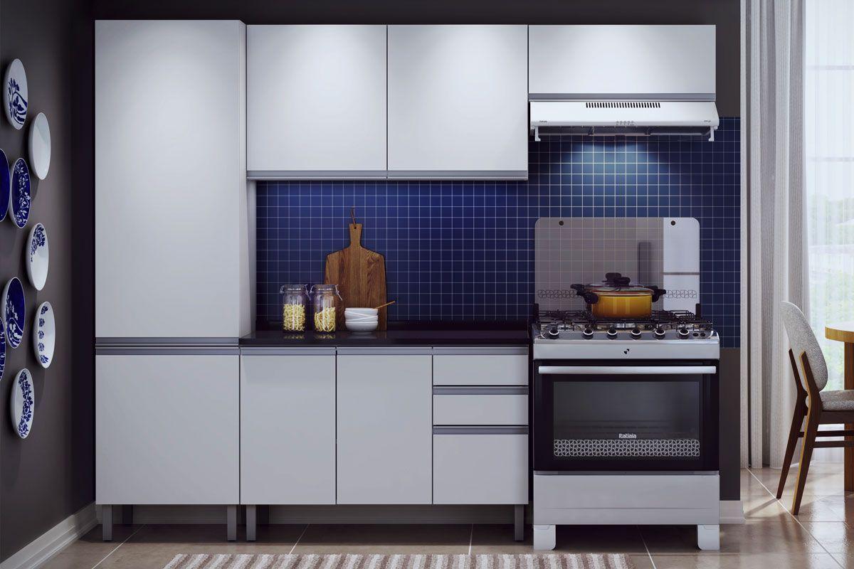 Cozinha Planejada 60 Fotos Pre Os E Projetos Cozinhas