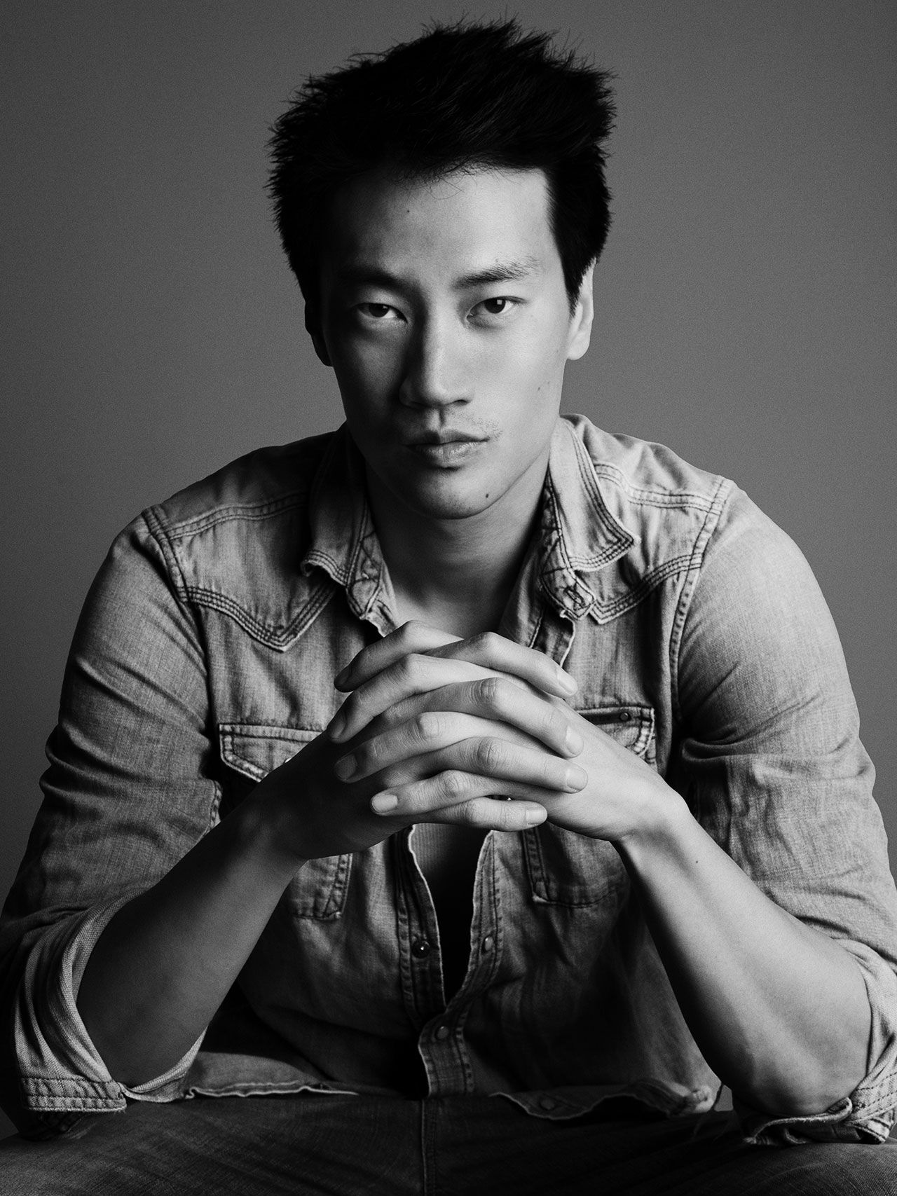 Male models asian portfolio