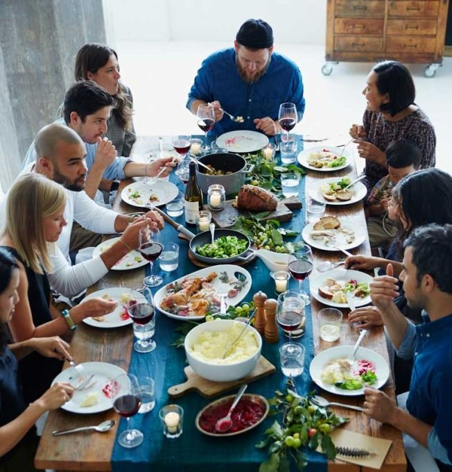 Open Kitchen: Friendsgiving with Sunday Suppers.
